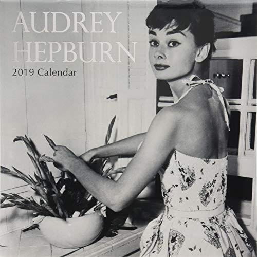 Audrey Hepburn 2019 - 16-Monatskalender: Original The Gifted Stationery Co. Ltd [Mehrsprachig] [Kalender] (Wall-Kalender)