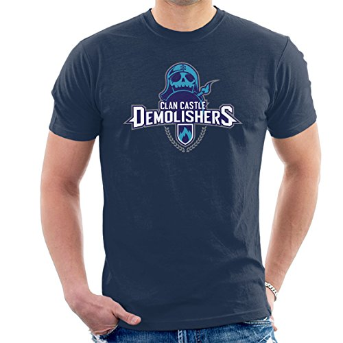 Clash Of Clans Demolishers Men's T-Shirt