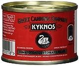 Kyknos doppelt konzentrierte Tomatenpaste 28-30% - 70g Dose, 6er Pack (6 x 70 g)