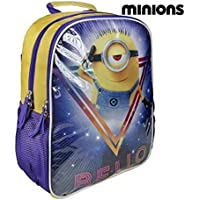 Minions Movie Bello Mochila con Luz
