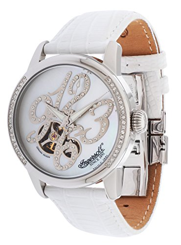 Ingersoll Femmes Montre Blues Limited Edition Blanc IN4901WH