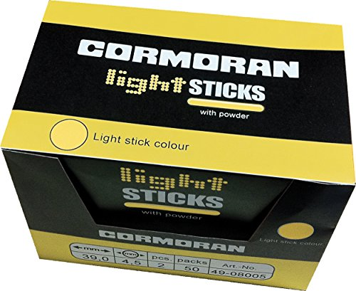 Knicklichter gelb Standart 100 StückØ 4,5mm, 50 Päckchen. a 2 Stück