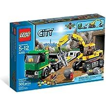 LEGO City - 4203 - Jeu de Construction - Le Transporteur