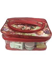 21R Travel Organiser Bag, Utility Bag, Cosmetic Bag, Makeup Bag, Jewelery Bag, Jewelery Pouch, Toiletries Bag,... - B07DGJMSRM