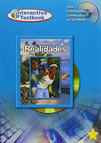 Realidades B: Interactive Textbook por PRENTICE HALL