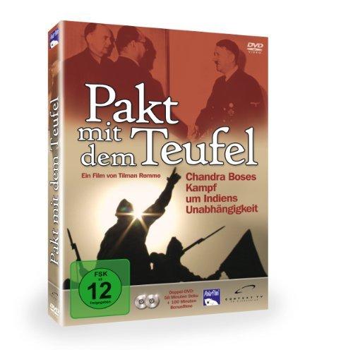 Preisvergleich Produktbild Der Pakt mit dem Teufel - Chandra Boses Kampf um Indiens Unabhängigkeit (2 DVDs)
