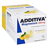 Additiva Magnesium 300 mg Trinkgranulat, 60 St. Sachets