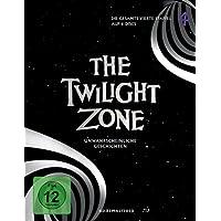 The Twilight Zone - Staffel 4  (OmU) [Blu-ray]
