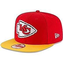 3ff26a188dfe9 A NEW ERA Era NFL Sideline 9Fifty Kanchi OTC Gorra Línea Kansas City Chiefs  de Tenis