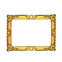 Islander Fashions Inflatable Picture Frame Adult Fancy Wedding Picture Party Decoration Accessory One Size