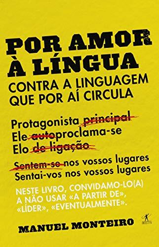 Por amor à língua (Portuguese Edition)
