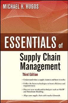 Essentials of Supply Chain Management (Essentials Series) de [Hugos, Michael H.]