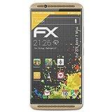 atFolix Schutzfolie für ZTE Axon 7 Mini Displayschutzfolie - 3 x FX-Antireflex blendfreie Folie
