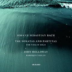 J.S. Bach: Sonata for Violin Solo No.3 in C, BWV 1005 - 2. Fuga