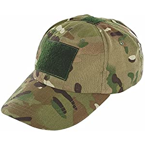 Highlander Mens Cotton Multi Terrain Adjustable Hmtc Baseball Cap