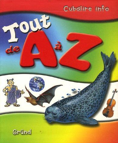 TOUT DE A A Z