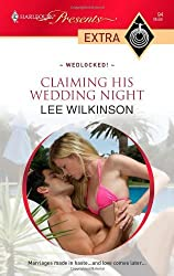 Claiming His Wedding Night by Lee Wilkinson (2010-03-16)