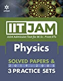 IIT JAM Physics Solved Papers and Practice sets 2020