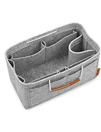 Tools & Accessories Supply Felt Organizer Toiletry Makeup Bag Wallet Insert Universal Gift Cosmetic Handbags Carry Pouch Outdoor Key Chain Cosmetic Case Beauty & Health