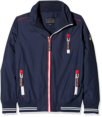 HKM Kinder Reitjacke-International Jacke, dunkelblau, 152