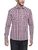 FASH-A-HOLIC Red Casual Shirt (F-111-Red...