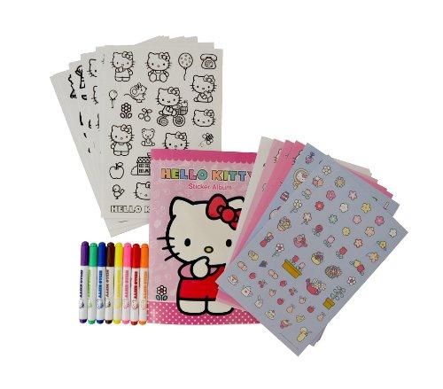 Image of Hello Kitty Sticker Activity Set