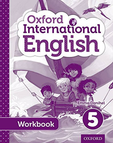 Oxford International Primary English Student Workbook 5