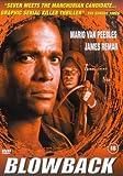 Blowback [DVD] by Mario Van Peebles