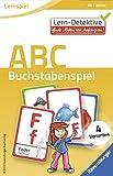 ABC. Buchstabenspiel (Lern-Detektive - Lernspiel)