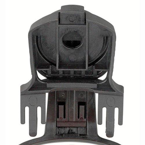 Schuberth Adapter SHP-C 16 mm zur Befestigung des Visiers SVC an einem Schutzhelm für Helme mit 16 mm Slot-System Lieferform: 1 Paar -