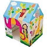 Generic Nylon Tent House for kids (Multicolour)