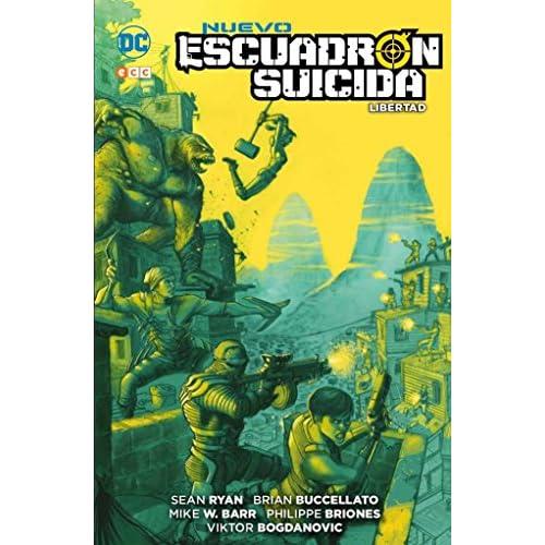 Nuevo Escuadrón Suicida: Libertad 11