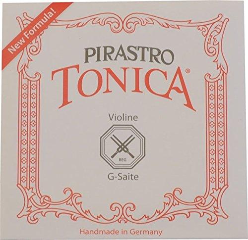Satz Saiten Pirastro Tonica Violin Set 1/2 + 3/4 - New Formula