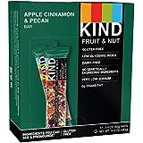 Type Snacks Fruits et noix Pomme/cannelle avec barre de protéines de noix de pécan