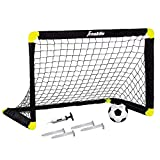 Franklin Sports MLS Insta-Set Fußball Set, Unisex, schwarz