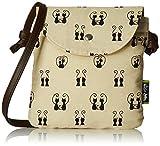 #7: Kanvas Katha Women's Handbag (Ecru) (KKSNPB002)