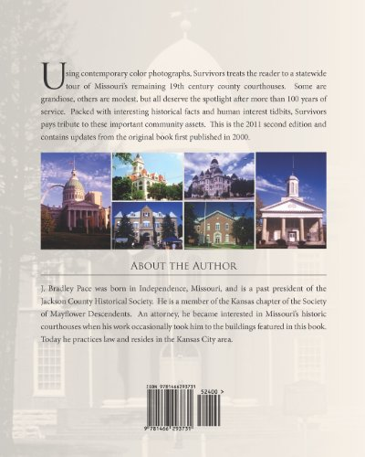 Survivors: A Catalog of Missouri's Remaining 19th Century County Courthouses