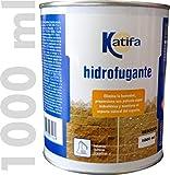 Impermeabilizante e Hidrofugante KATIFA, elimina la humedad, evita las filtraciones y goteras, proporcionando una pelicula superhidrofóbica. Mantiene el aspecto natural del elemento tratado.