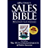Jeffrey Gitomer's Sales Bible: The Ultimate Sales Resource: Including The 10.5 Commandments of Sales Success (English Edition)