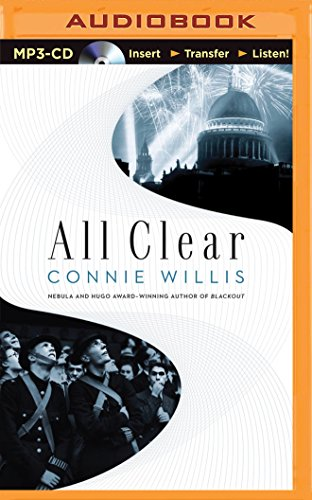 All Clear (Connie Willis-audio)