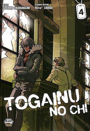 Togainu No Chi Edition simple Tome 4