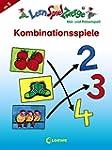 Kombinationsspiele: Mal- und Rätselsp...