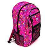 10 Chervi Pink Hand Luggage Cabin Rucksack Backpack Bag Women Girl School Gym College Airline Flight