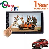myTVS TAV-40 Double Din Car Audio Video Touch Screen Stereo FullHD with MP3/MP5/USB