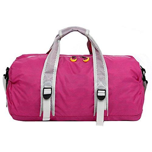 lmeno-foldable-duffel-bag-waterproof-sporty-backpack-handbag-luggage-nylon-fitness-yoga-packaway-gea