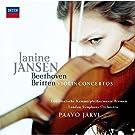 Beethoven/Britten:Violin Conce