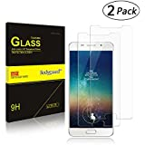 Bodyguard 2 Stück Samsung Galaxy A5 (2016) Panzerglas Schutzfolie, 9H Härte Displayschutz Ultradünner 99% Ultra-klar, Oleophobe Beschichtung gegen Öl, Schweiß oder Wasser