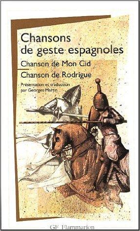 Chansons De Geste Espagnoles Chanson De Mon Cid Chanson De Rodrigue [Pdf/ePub] eBook