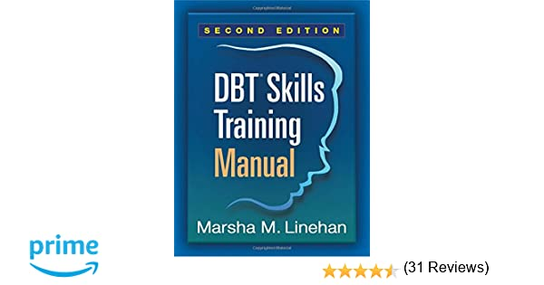 Dbt Skills Training Manual Second Edition AmazonCoUk Marsha