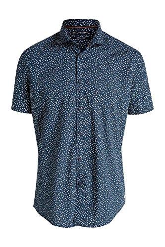 ESPRIT Herren Freizeithemd Blau (BLUE 430)